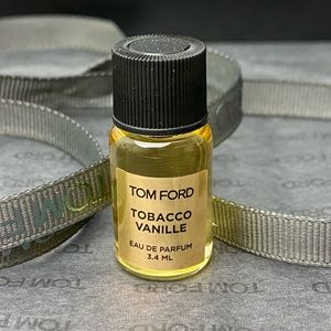 Tom Ford Tobacco Vanille sample size 3.4 ml